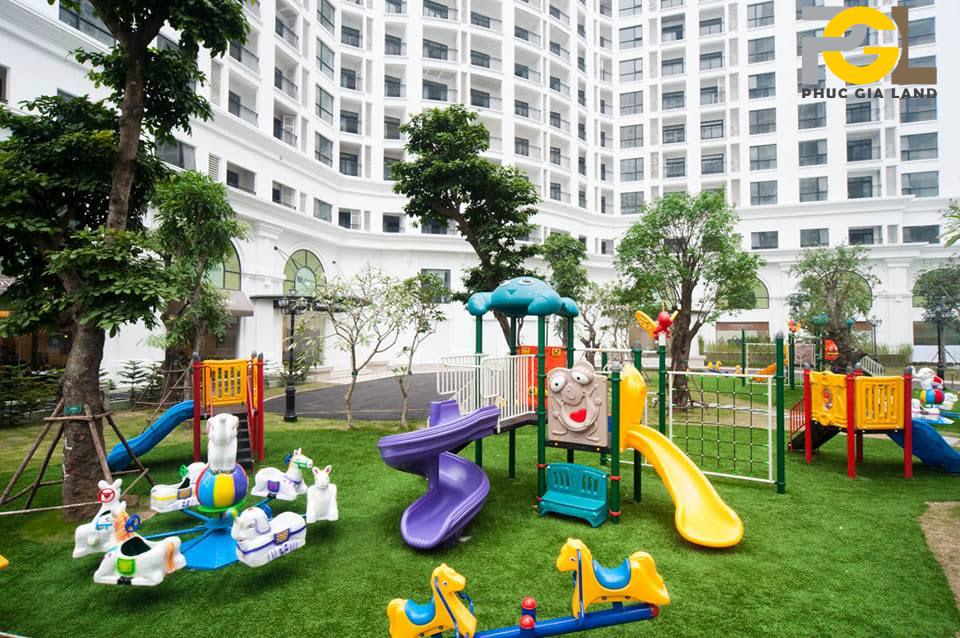 Kết quả hình ảnh cho khu vui chơi trẻ em trượt cỏ